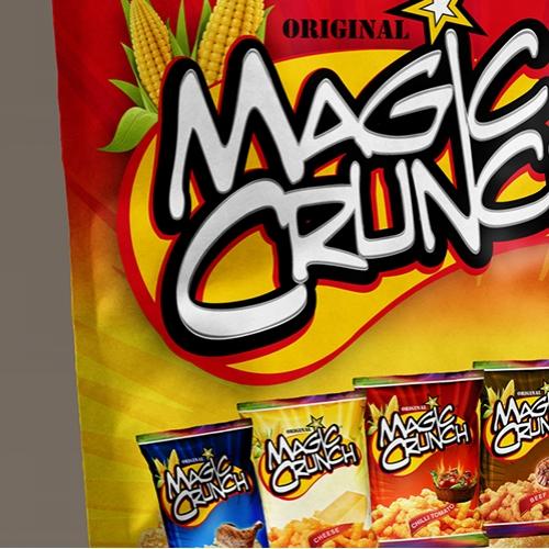 Magic Crunch Bag