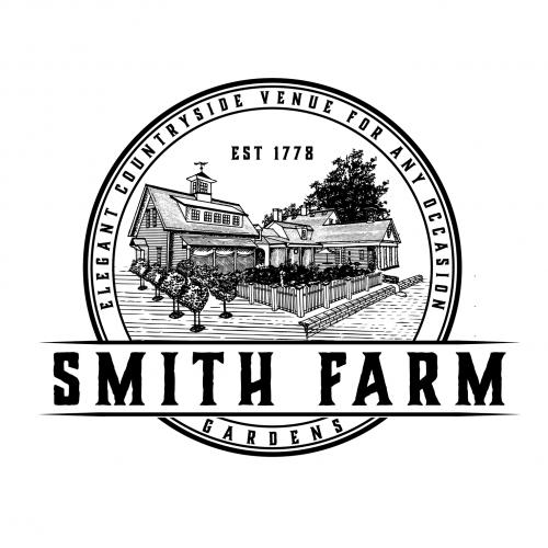 custom logo design for smith farm