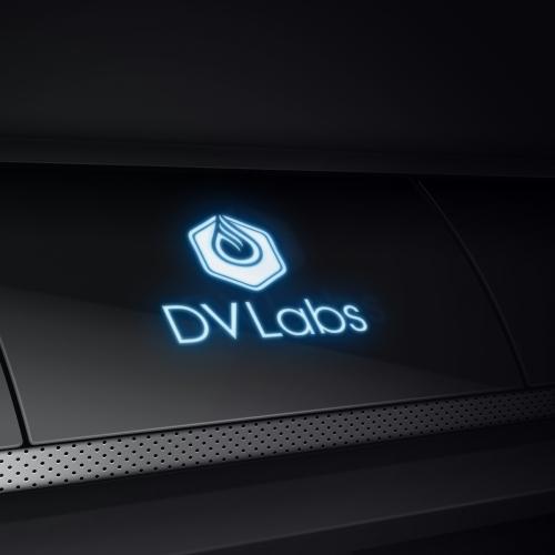 logo design - label design - dv labs - $350 CAD