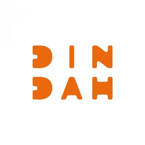 logo design - dindah