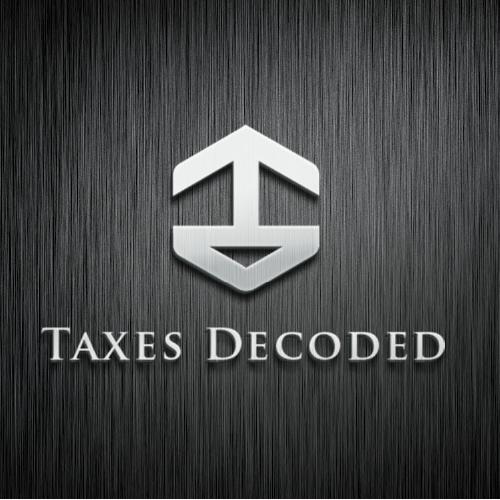 monogram logo for accounting company
