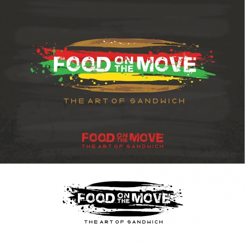 Food on the move LOGO