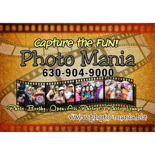 Signage design for Photo Mania