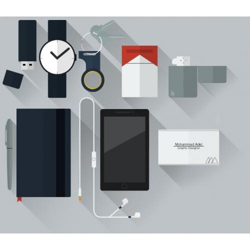 Flat Design Project