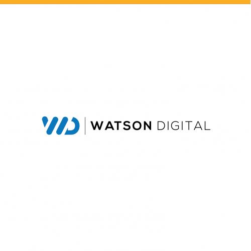 Watson DIgital Logo Design