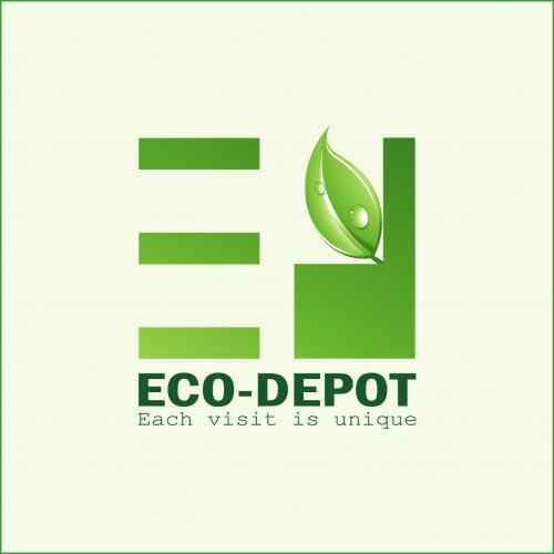 Logo for ECO-DEPOT