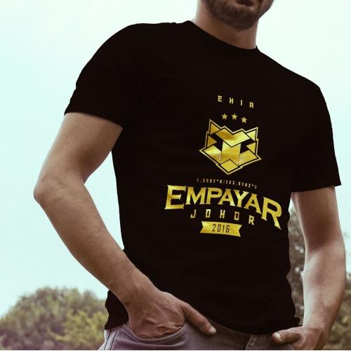 Empayar Johor Tshirt