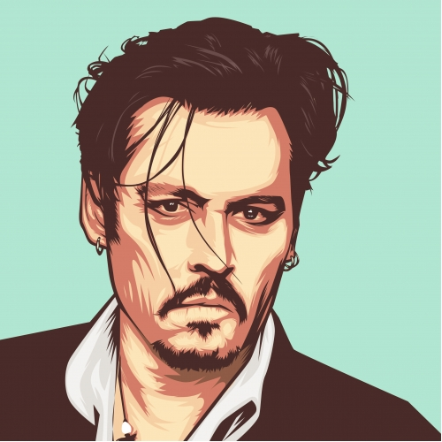 i will make vector art of your photo