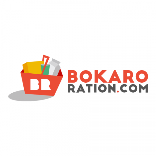 Bokaro Ration | Logo Design