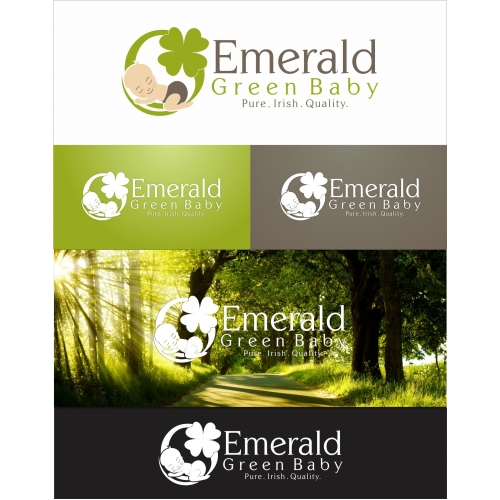 Emerald Green baby