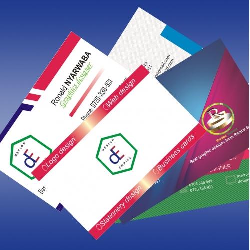 Design Empire Business card designs
