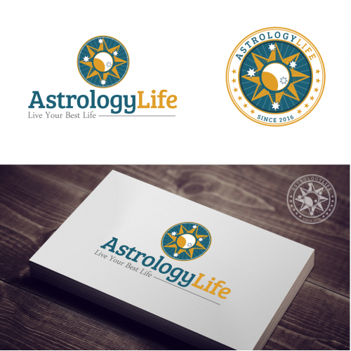 Astrological life Logo