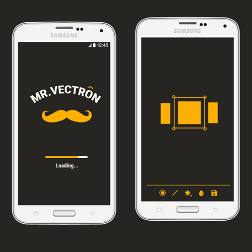 Mr. Vectron Design Application